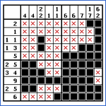Nonograms - online puzzle game